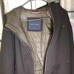 Tommy Hilfiger Men's Medium Insulated Jacket